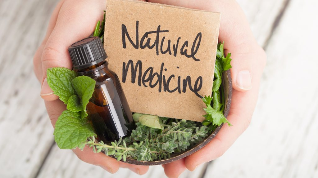 Natural Medicine Reverse Targeting Service 1