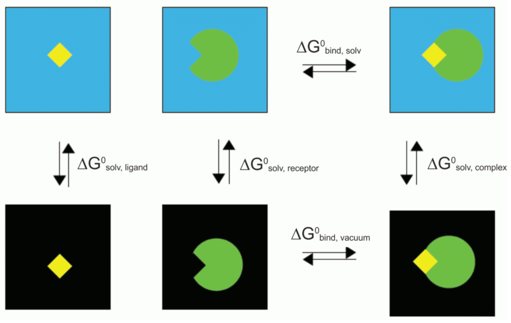 GROMACS Calculation of MM-PBSA Binding Free Energy Tutorial