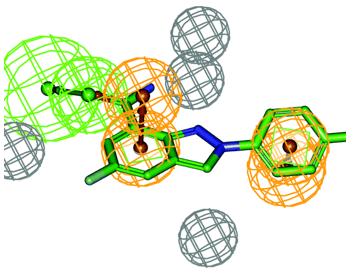 Receptor-based Pharmacophore Model Service Methods
