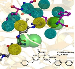 Receptor-based Pharmacophore Model Service 2